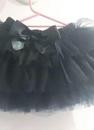 Kup mój przedmiot na #vintedpl http://www.vinted.pl/odziez-dziecieca/spodniczki/16868335-sliczna-spodniczka-tutu-z-kokarda-3