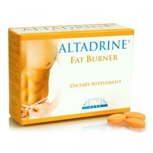 Altadrine Fat Burner Tablets for Men - slimming, anti-cellulite, natural weight loss supplements. Buy now on altacare.com