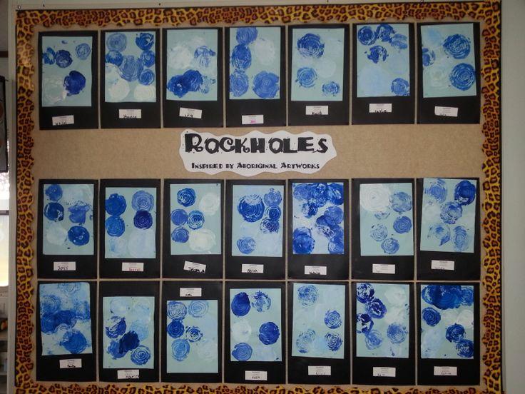Rockholes http://andluckylast.wordpress.com/2013/07/31/naidoc-week-activity/