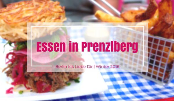 Die besten Restaurants in Berlin Prenzlauer Berg. #berlinguide