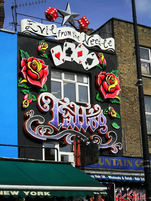 Candem Town, London