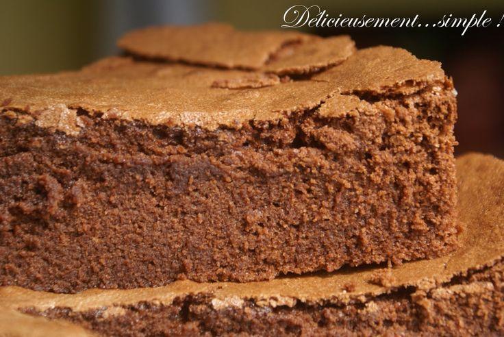 Gateau au Chocolat moelleux facile et rapide |Miamion, recettes de cuisine