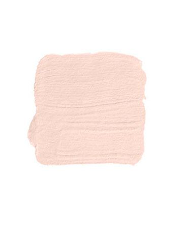 Sherwin Williams White Dogwood.  My absolute favorite color of pink when doing a girls room/nursery.  Such a soft pretty pink, not an obnoxious bubble gum pink.