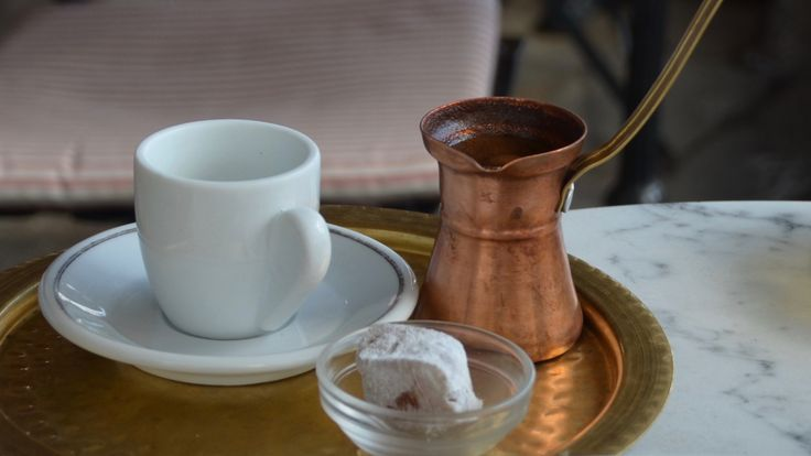 Échte griekse koffie