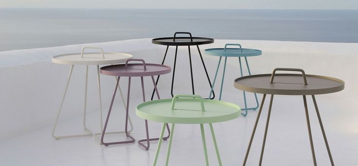 On The Move - Tray Table Collection