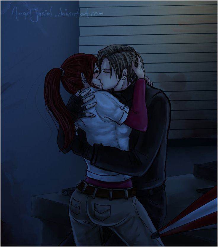 claire redfield and leon kennedy from resident evil videogame. Happy birthday to i hope you like it ClaireXLeon FOLDER RESIDENT EVIL Fanart FOLDER &nbsp...