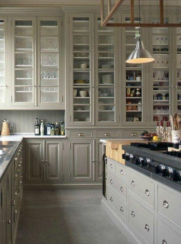 38 best cuisine gris-bois images on pinterest | cuisine design