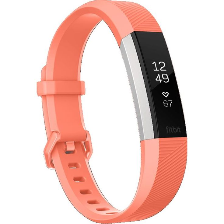Fitbit Alta HR Activity Tracker (Coral/Small)