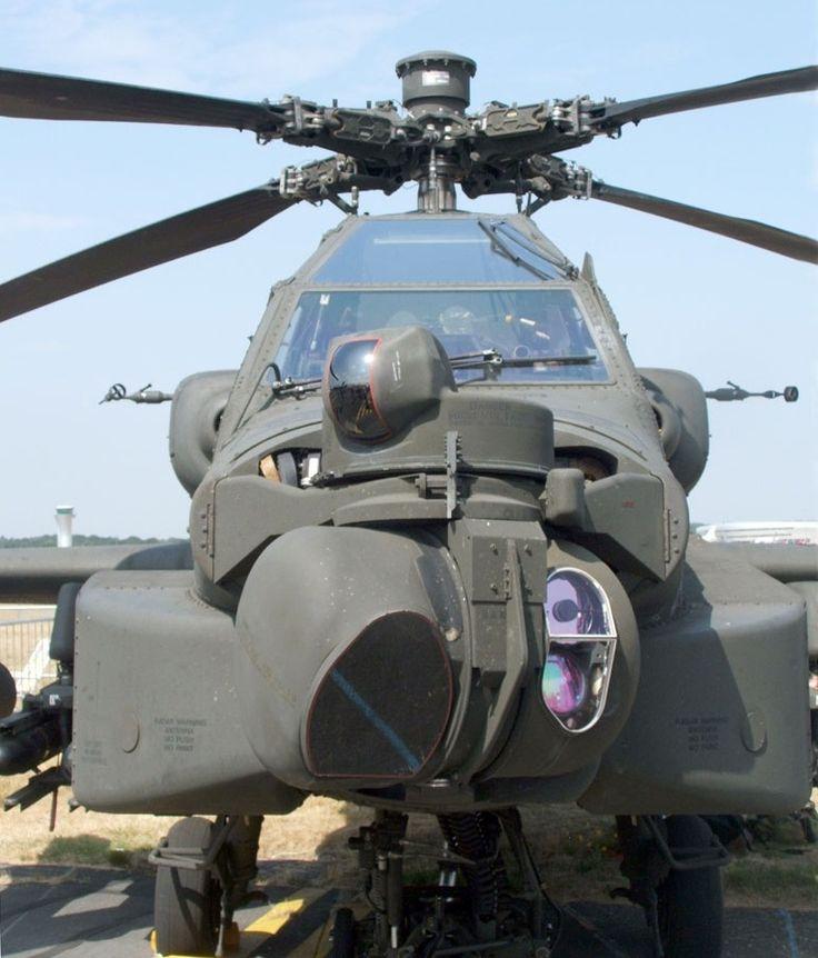 Apachefarnborough2006frontv - Boeing AH-64 Apache - Wikipedia, the free encyclopedia