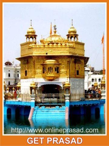 Golden Temple Prasad, Amritsar – OnlinePrasad.com