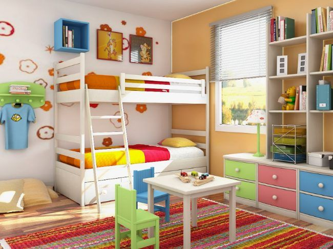 Decoraci N De Interiores Habitaci N Infantil Habitaciones Infantiles Pinterest