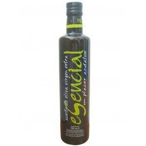 Azeite Esencial Picual Edición Limitada #AOVe #azeite #aceite #oliveoil www.bodegasmezquita.com