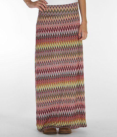 Daytrip Zig Zag Maxi Skirt