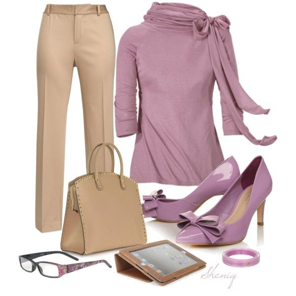 Office Chic by Sheniq by sheniq on Polyvore featuring polyvore fashion style Lauren Ralph Lauren Carvela Kurt Geiger Valentino Kate Spade Elliott Lucca clothing
