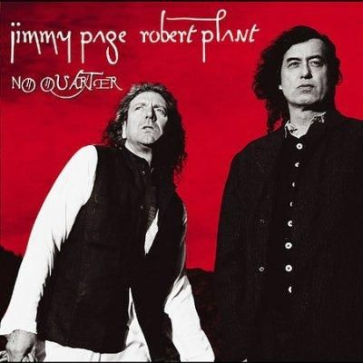 Precision Series Jimmy Page - No Quarter: Jimmy Page & Robert Plant Unledded