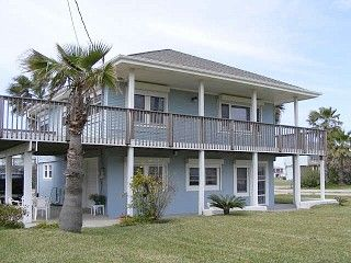 Sound of the waves calling? Family friendly Galveston beach house rental