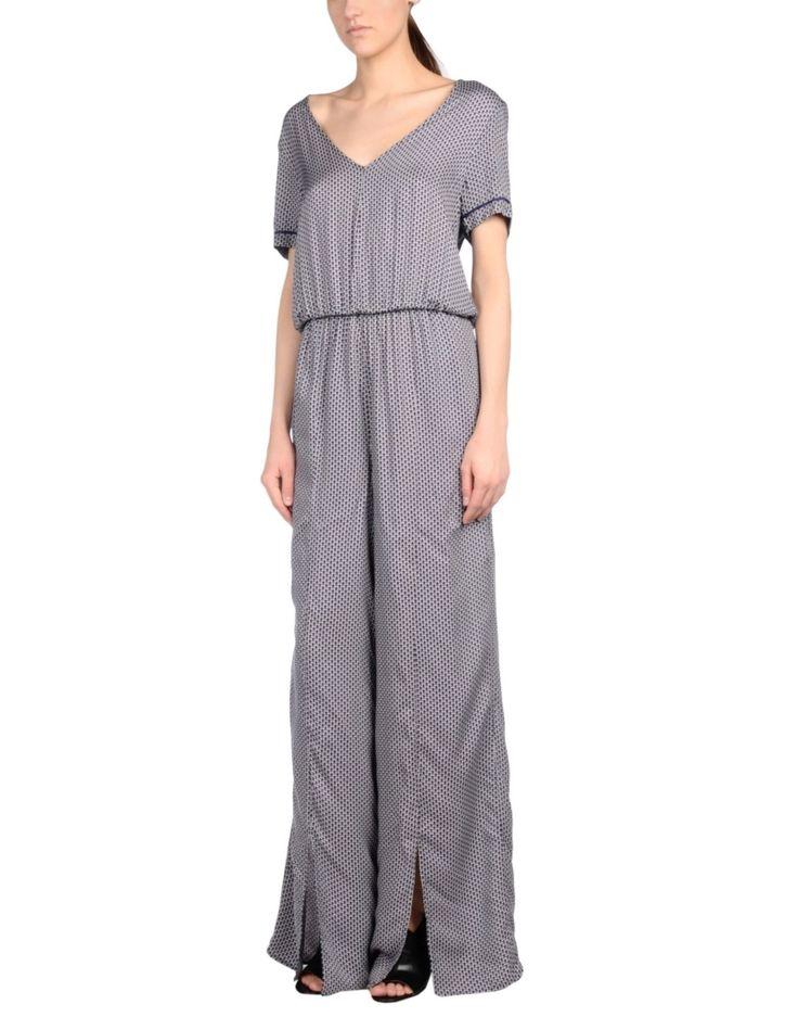 #STEFANEL Damen Langer Overall Farbe Dunkelblau Größe 6, 54125922OO-6