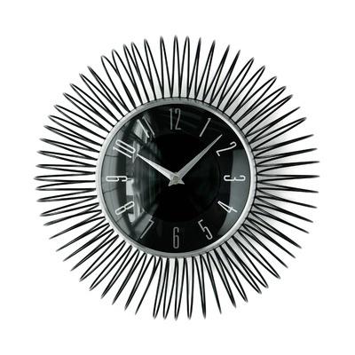 Premier Housewares Wire Loop Wall Clock | Wayfair UK
