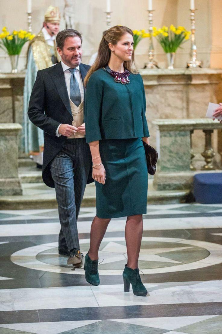 3-3-2016 The Deum for Prince Oscar, Duke of Skåne.
