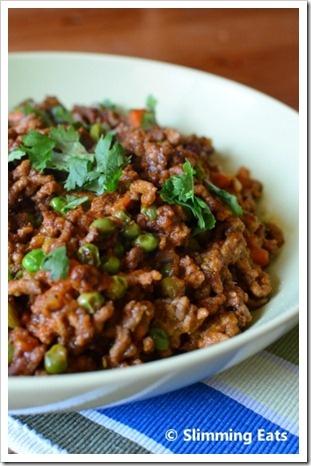 keema lamb curry.... my fav Indian fare