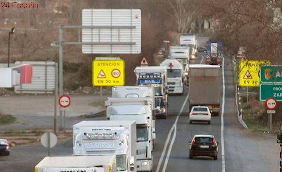 El desdoblamiento de la N-232 entre Gallur y Mallén arrancará en cuestión de días