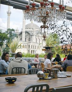The House Cafe - Ortaköy, Istanbul