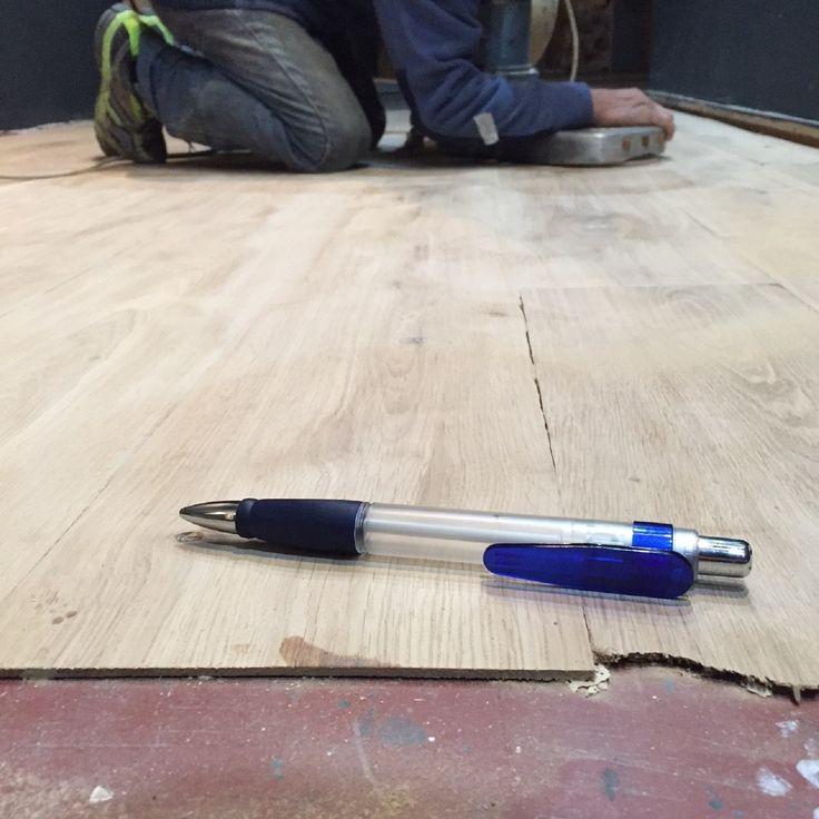 17 migliori idee su casa con rivestimento di legno su pinterest colori da esterno colori - Piastrelle da incollare su pavimento esistente ...
