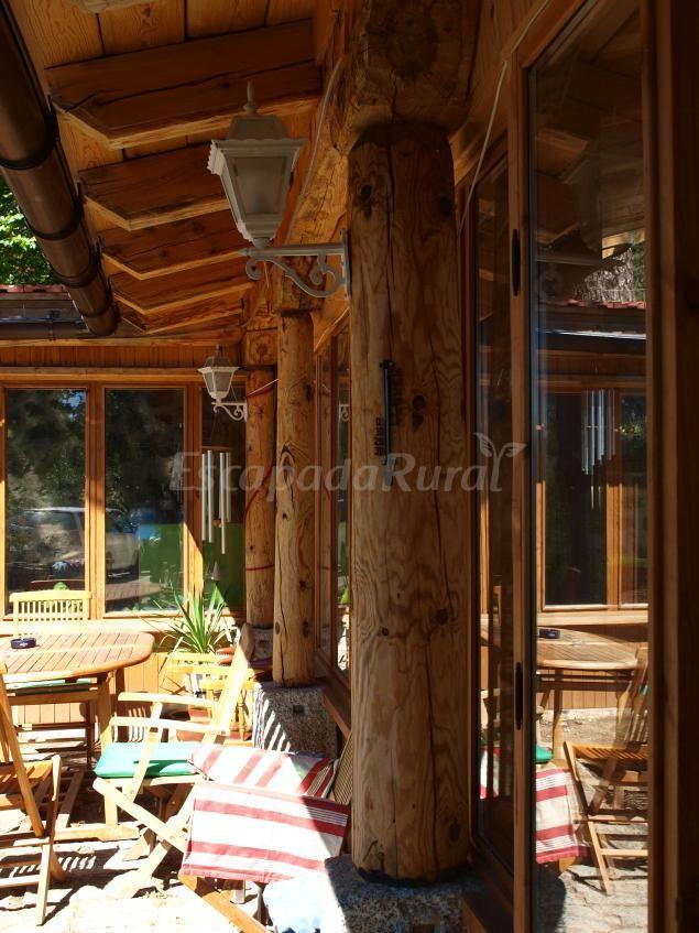 Fotos de Los Castaños - Casa Rural y de Salud - Casa rural en Cercedilla (Madrid) http://www.escapadarural.com/casa-rural/madrid/los-castanos---casa-rural-y-de-salud/fotos#p=523aef49d4b0f