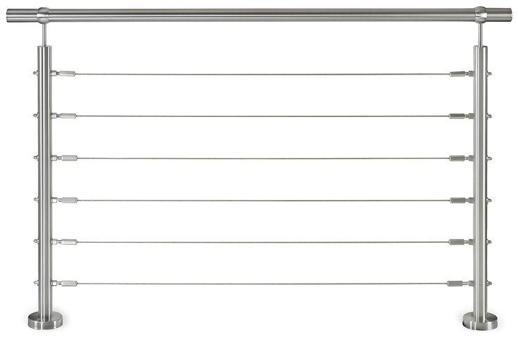 staaldraadvalustrade - Google zoeken