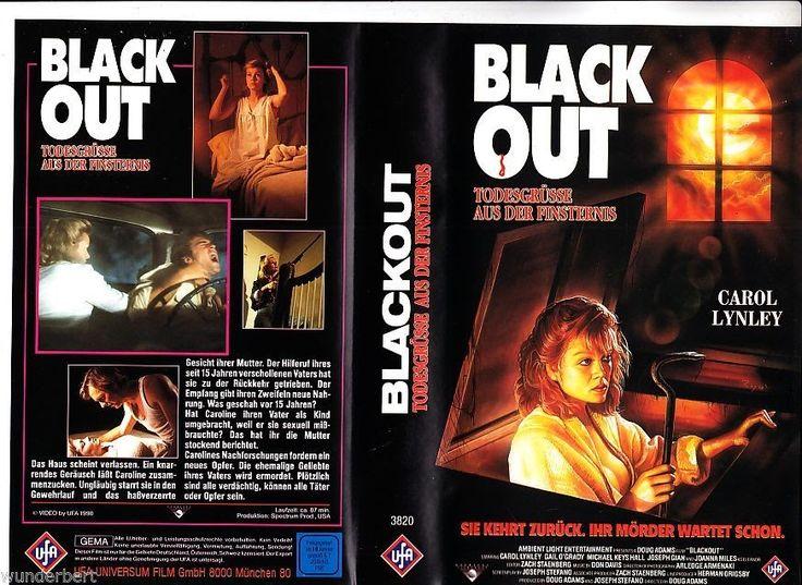 Blackout (The Attic, Dark Secrets, Carol Lynley & Gail O'Grady, Overseas Filmgroup, US/VS, '88) PAL VHS, Deutschland (Duitsland, Germany, EU) UFA #goth #EU27 #Erasmus #Brussels #Brexshit #nostalgie #Brexit #Trump #Iovotono #Scorpio #Sagittarius #Pisces #Aries #Schorpioen #Boogschutter #Vissen #Ram #moeder #arthouse #Indie #bohemian #deathcore #erotiek #elokuvat #alastomat #feminsme #punkki #Jessicka #Anna #Calvi #maman #Covfefe #Charlotte #Gainsbourg #Jane #Birkin #Löfven #Sipilä…