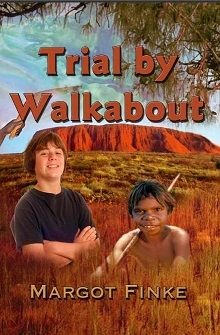 """Two mates, sibling rivalry, lies, and a dangerous Walkabout in the Aussie outback, set the scene for adventure, and battling to stay alive. It is Josh's aboriginal mate, Bindi, who keeps them alive by his knowledge of the outback - """"bush smarts"""" Bindi calls it.  http://www.margotfinke.com"""