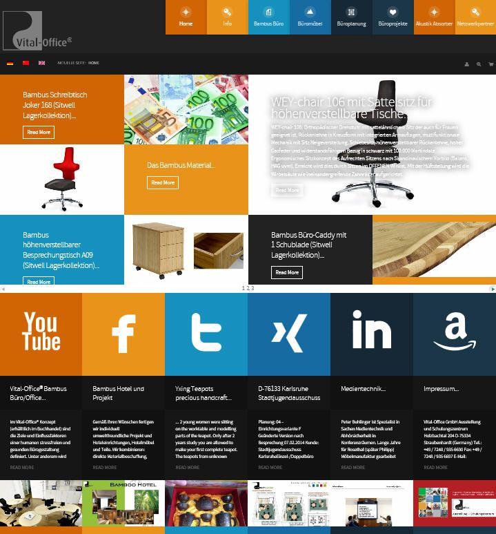 Innovative Lösungen Für Büro Und Objekt. Vital Office Bietet Ganzheitliche  Ergonomische Büroplanung Und Gestaltung