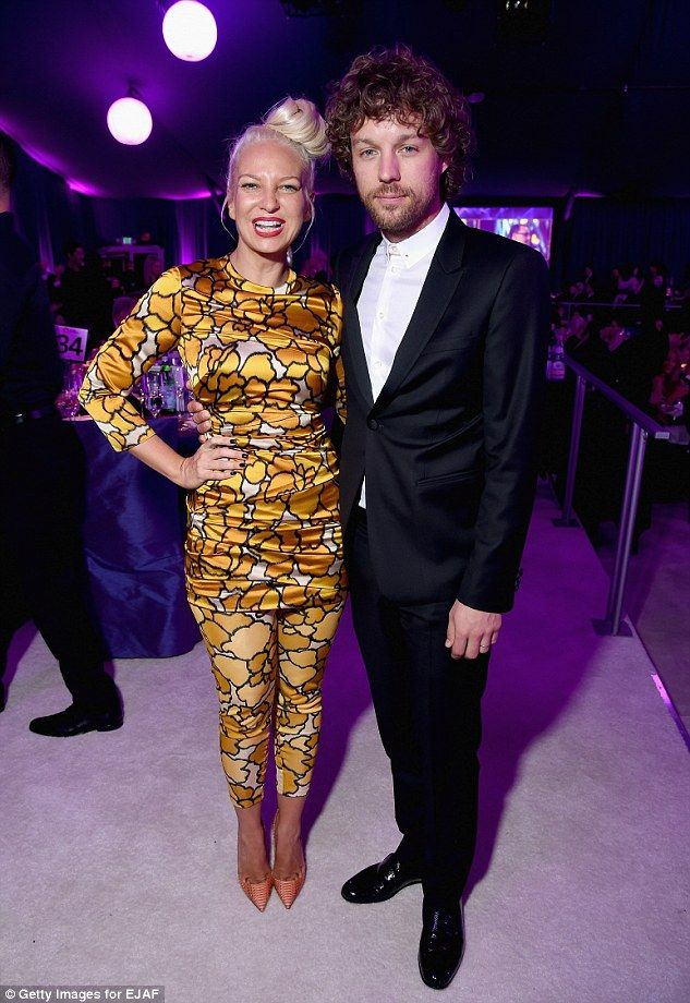 Private: Sia - whose full name is Sia Kate Isobelle Furler - only confirmed their marriage eight months after they wed