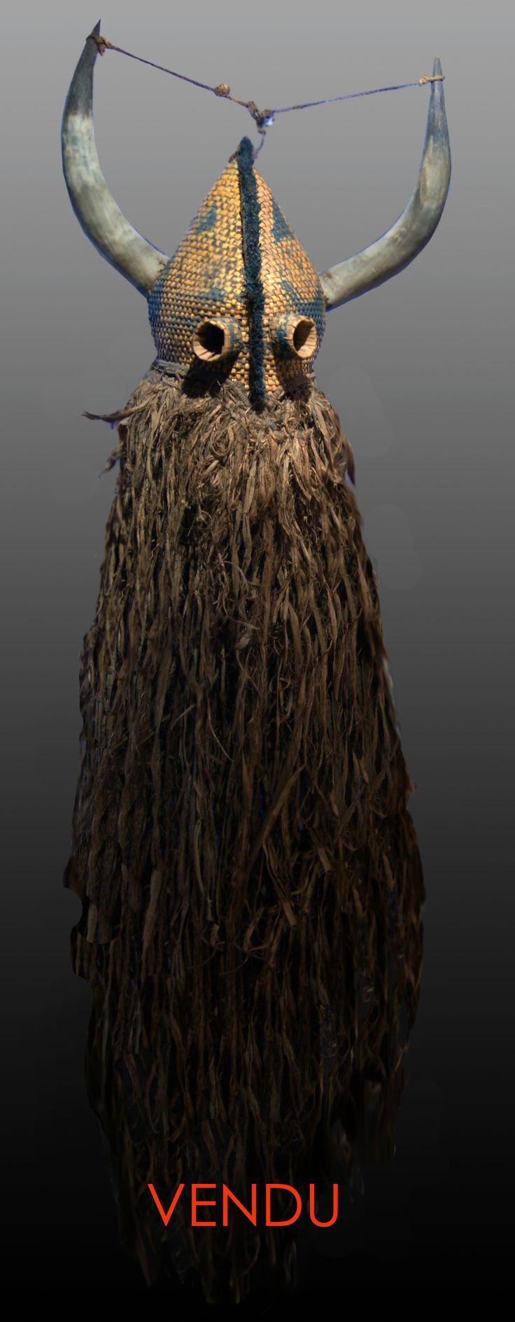 Galerie Bruno Frey, Arts anciens d'Afrique et d'Océanie - Statuette Hemba. H: 26 cm