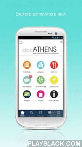 Athens By Clickguides.gr  Android App - playslack.com ,  We welcome you to the exciting journey in Athens through the travel application: Click Athens. It is a precursor to a true tour in places that will excite your interest although you will hardly be able to tell apart some of them. It is certain that you will want to visit them all! Let's take a classical taste of what Athens means: Step by step we will explore together one of the oldest cities, the capital of Greece, with the largest…