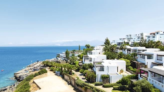 crete - weather and hotels