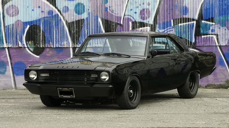 Dodge Dart – Muscle Car With Identity