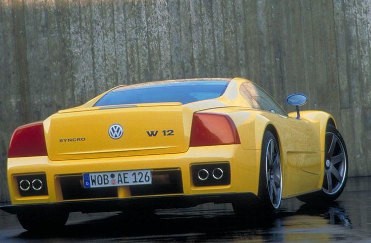 Italdesign Giugiaro - W12 Syncro