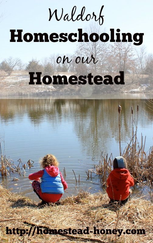How we Waldorf Homeschool on our Homestead | Homestead Honey