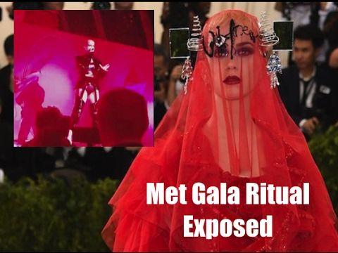 Anti-Christian Katy Perry Embraces Satanic Beltane Ritual at the Illumin...