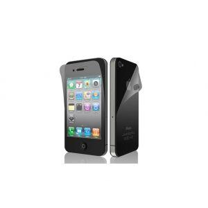 Защитная плёнка для iPhone 4 4S (двусторонняя) - discount-mobile