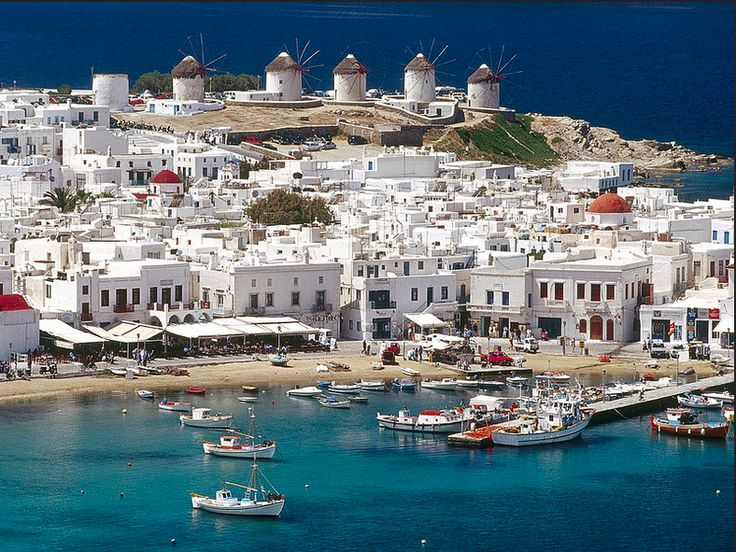 Best Things to Do in Mykonos island in Greece, in 3 Days. Click on the photo to get them.