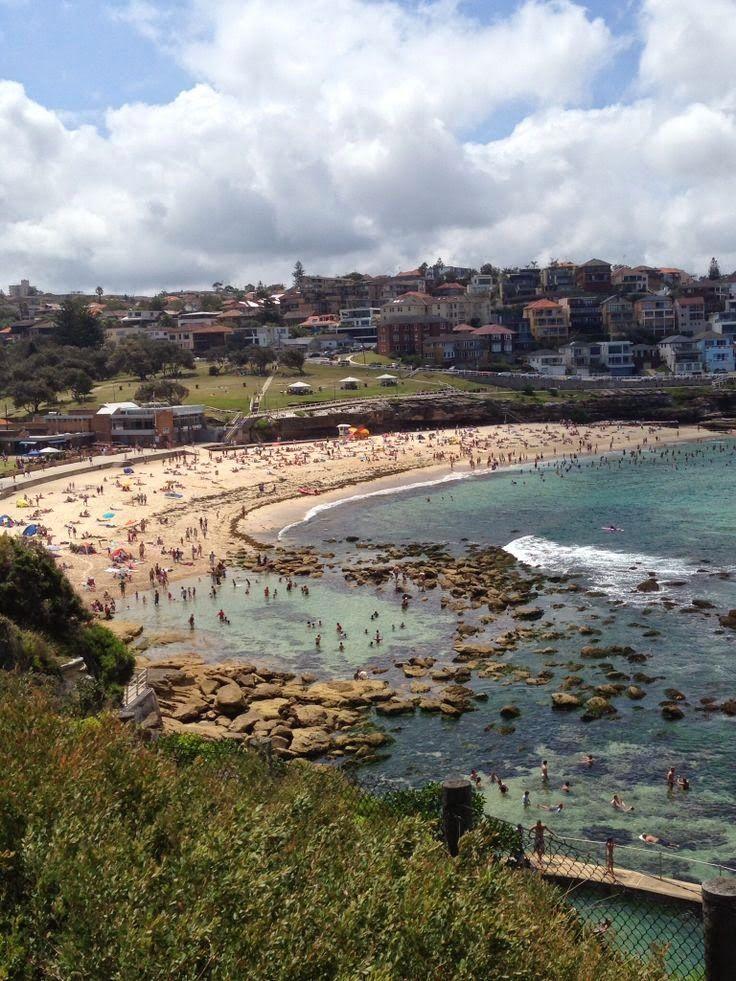 Bronte Beach, Sydney, Australia