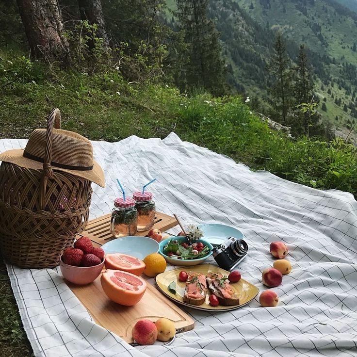 того, завтрак на природе фото киноактрисы считает