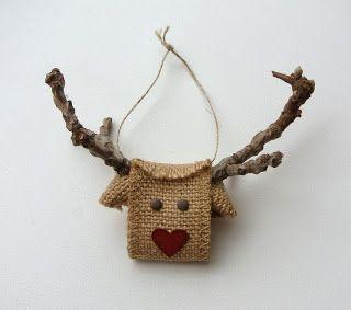 Inch of Creativity: Meet Rudolph! http://inchofcreativity.blogspot.ca #stampinup #inchofcreativity