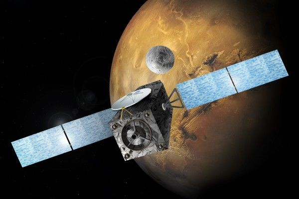 Next Mars mission is ESA's ExoMars 6/29/15 consists of two separate missions to investigate Mars. The first, set to launch in January 2016, consists of an orbiter & lander.
