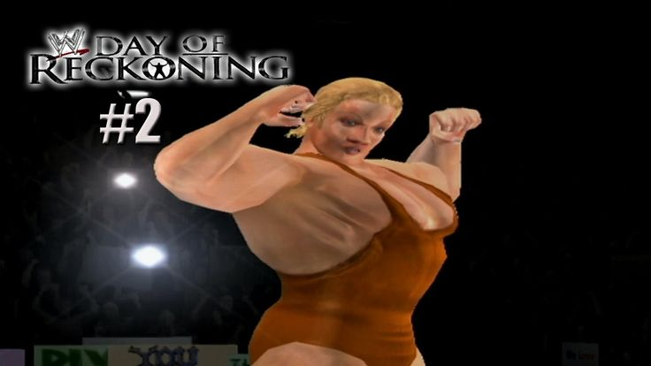 WWE Day of Reckoning #2 - Muskelprotz im Weg - Let's Play WWE Day of Reckoning