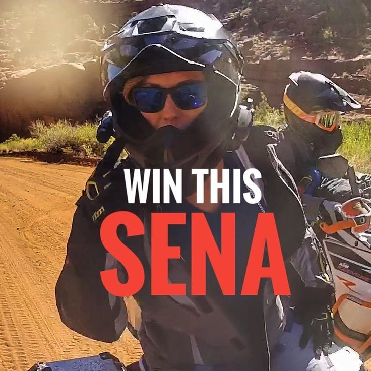 Ok not this slightly used unit but a new Sena Prism Tube! Just like @2uptogether & @senabluetooth and then tag two friends. Save your adventure memories on 1080p. We use Sena for all of our videos. Simple to use and great HD video. #video #videos #1080p #contest #contests #RideConnected #memories #motorcycle #motorrad #braap #motocross #enduro #adventurebike #moto #instamoto #instamotorcycle #xladv #ride #biker #ktm #harleydavidson #caferacer #kawasaki #yamaha #ducati #honda @womenadvriders…