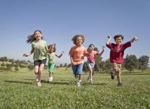 Trying to get kids to run? Here are some fun running games that are always popular with kids.