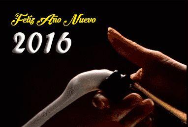 Gifs Animados Año Nuevo y Feliz 2016